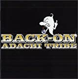 Over♪BACK-ONのCDジャケット