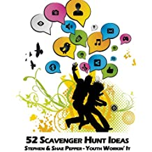 52 Scavenger Hunt Ideas