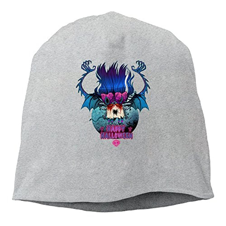 【Dera Princess】 男女兼用 ニット帽 ロゴ コットン ニットキャップ 帽子 オールシーズン 被れる