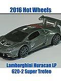 2016 Hot Wheels Lamborghini Huracan LP 620-2 Super Trofeo