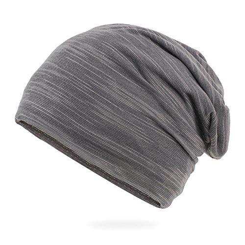 ニット帽 メンズ レディース 薄手 コットン ニットキャップ 無地 ゆったり ぼうし