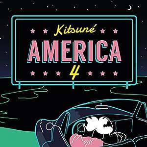 Kitsune America 4 [国内仕様輸入盤CD] (TRCI-054)