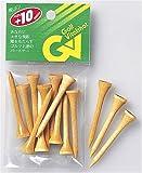 Tabata(タバタ) ゴルフティー ウッドティーレギュラー11本入  【長さ55mm】 GV0433