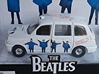 The Beatles Help Album London Taxi Corgi Model Car Liverpool Mint Boxed by Supreme Models Online [並行輸入品]