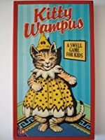 Kitty Wampus 1930s Classic Childrens Board Game