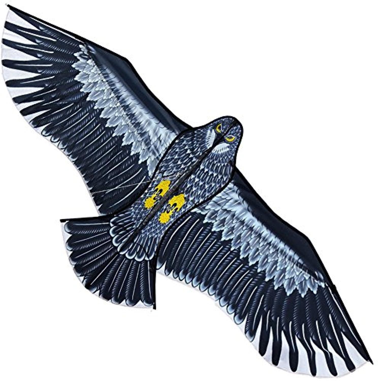 I ' m a bird Hengda kite-strong Eagles 。Huge初心者Eagle凧for Kids。大人の60-inch by Hengda kite