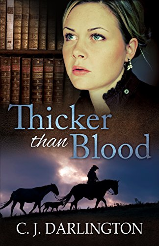 Thicker than Blood (Thicker than Blood series Book 1) (English Edition)