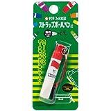 サクラ マット水彩 ストラップボールペン NOB250−MW#19 赤