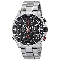 [ブローバ]Bulova 腕時計 98B212 Precisionist Chronograph Black Dial メンズ [並行輸入品]