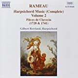 Harpsichord Suites 2 by JEAN PHILIPPE RAMEAU (1995-07-05)