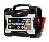 OMEGA OMEGA PRO ( オメガ・プロ ) バッテリー充電器 12V専用 【マイコン制御 全自動パルス充電器】 OP-BC02