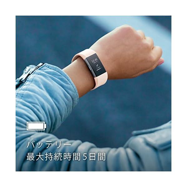Fitbit フィットビット 心拍計 活動量計...の紹介画像4