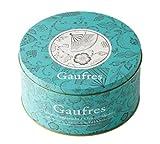 【東京銘菓】上野風月堂 Gaufres(ゴーフル) 12枚入(缶) (ふうげつどう/フウゲツドウ)