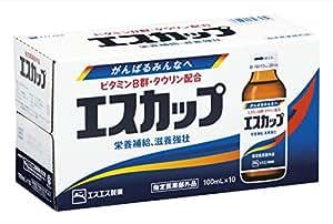 エスカップ 100ml×10 [指定医薬部外品]