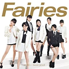 HERO♪FairiesのCDジャケット