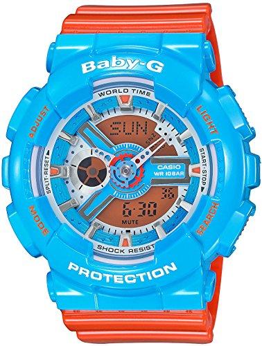 [カシオ] 腕時計 ベビージー BA-110NC-2AJF オレンジ