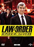 LAW&ORDER/ロー・アンド・オーダー〈ニューシリーズ3〉DVD-BOX
