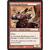 Magic: the Gathering - Cunning Sparkmage - Worldwake - Foil by Magic: the Gathering [並行輸入品]