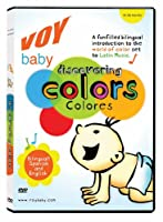 Voy Baby: Discovering Colors [DVD] [Import]