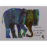 Do You Want to Be My Friend? miniature book: miniature edition