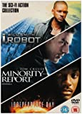 Sci-Fi Action - Independence Day/I, Robot/Minority Report [Import anglais]