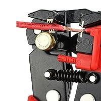 Homyl 1xワイヤーストリッパー+ 350x圧着端子+ 328x熱収縮チューブセット 便利グズ 高品質