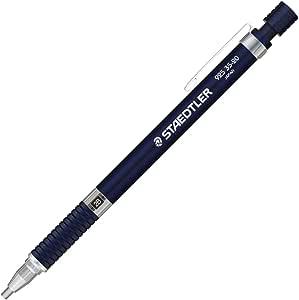 ステッドラー シャーペン 製図用 2mm ナイトブルー 925 35-20