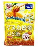 春日井製菓 ノンシュガーマヌカ蜂蜜のど飴 70g×12袋