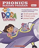 Phonics 12 Book Reading Program (Nick Jr. Dora the Explorer)