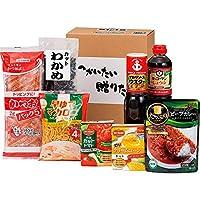 ( つかいたい贈りたい ) 便利食品ギフトお得Wセット ( 700-5597r )