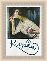 ポスター ルネ フェラッシ 欲望のあいまいな対象 1985 france ルイス・ブニュエル 額装品 ラルゴフレーム(ゴールド)