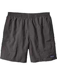 パタゴニア ボトムス ハーフ&ショーツ Patagonia Men's Baggies Longs Shorts ForgeGrey [並行輸入品]