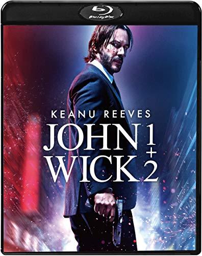 ジョン・ウィック 1+2 Blu-rayスペシャル・コレクション[初回生産限...