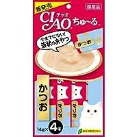 いなば食品 <CIAO ちゅ~る> かつお 14g×4