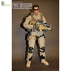 【BROTHER PRODUCTION】PMC Mission ( tom cruise headsculpt )