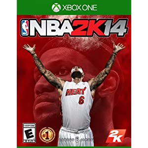 NBA 2K14 (輸入版:北米) - XboxOne