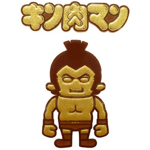 キン肉マン×PansonWorks《リキシマン》蒔絵シール☆アニメキャラクターグッズ(携帯ステッカー)通販☆