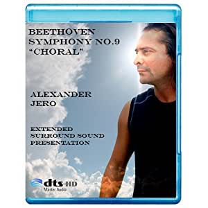 Beethoven: Symphony No. 9 - The New Dimension of Sound Symphonic Series [7.1 DTS-HD Master Audio Disc] [Blu-ray]