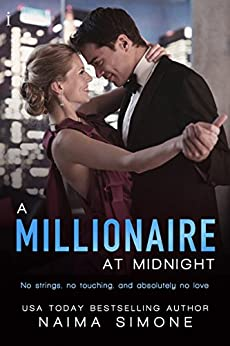 A Millionaire at Midnight (Bachelor Auction Book 4) by [Simone, Naima]