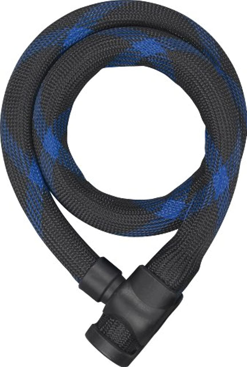 ブレイズ地下室公使館ABUS 55147-5 Antivol câble Ivera 7220/85 + RBU Noir 85 cm