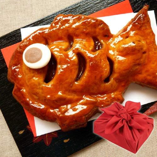 アップルパイ めで鯛 風呂敷包み ギフト お歳暮 お年賀 プレゼント お菓子【お届け日時指定対応可能】
