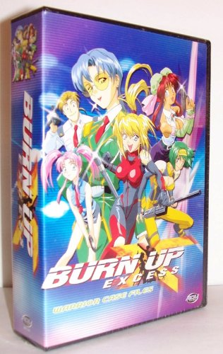 Burn Up Excess: Complete Collection [DVD] [Import]
