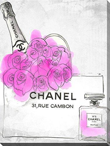 ファッションアートby Jodi Chanel財布シャンパン...