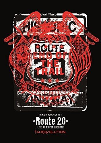 T.M.R. LIVE REVOLUTION '16-'17 -Route 20 BUDOKAN [DVD]