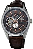 [オリエント]ORIENT 腕時計 ORIENTSTAR オリエントスター セミスケルトン 機械式 自動巻(手巻付) ブラウングレー WZ0201DK メンズ