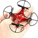 NiGHT LiONS TECH N58 Pocket Mini RC Quadcopter 2.4GHz Headless Mode One Key Return Drone RTF Toy