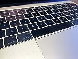 MacBook, MacBook Pro用滑り止めキートップステッカー