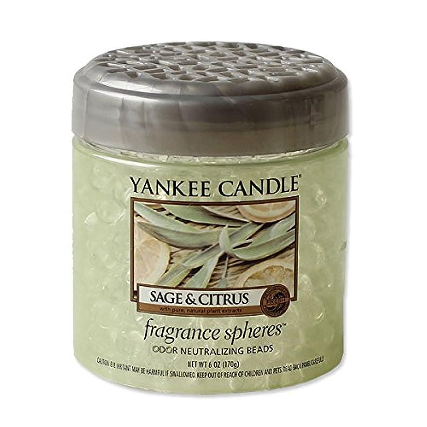 トリップ穀物ハンカチYANKEE CANDLE?ヤンキーキャンドル フレグランスビーズ セージ&シトラス