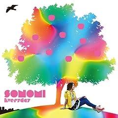 SONOMI「こっちきてBABY」のジャケット画像