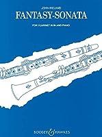 アイアランド : 幻想的ソナタ (クラリネット、ピアノ) ブージー&ホークス出版